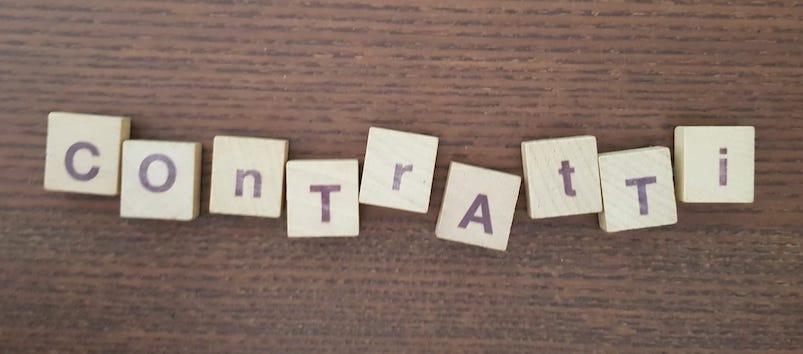 Contratti di affitto